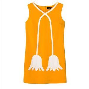 Victoria Beckham for Target Marigold Mod Dress XL